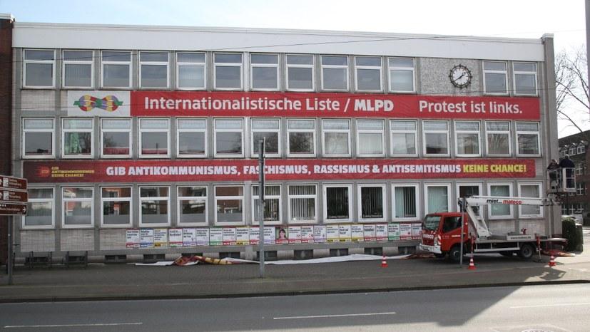 Gib Bochumer Antikommunisten keine Chance