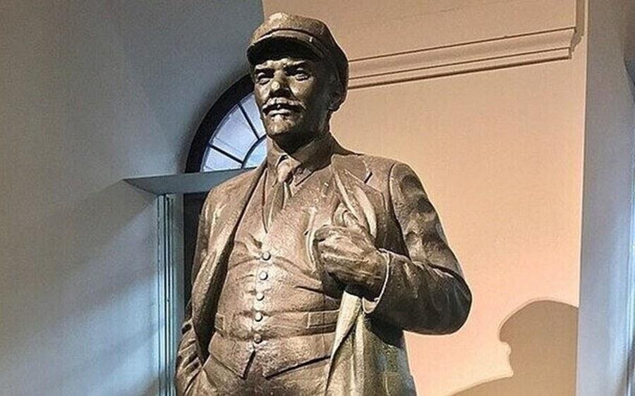 Lenin Denkmal Gelsenkirchen