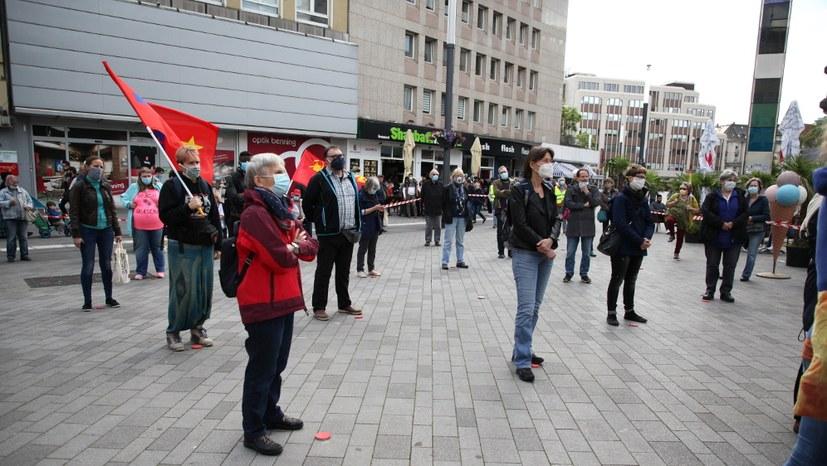 Bundesweiter Protesttag am 25. Mai
