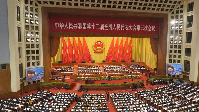 Der Volkskongress - scheindemokratisches Instrument der revisionistischen Parteiführung