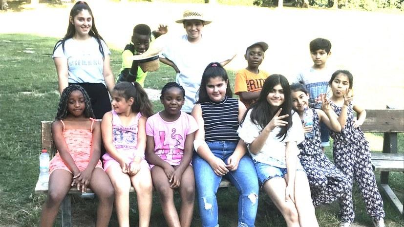 Mädchen vom Sommercamp versus Verfassungsschutz