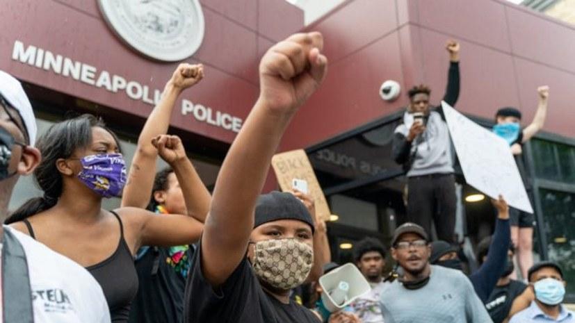 Rassistischer Mord in Minneapolis löst Massenunruhen aus