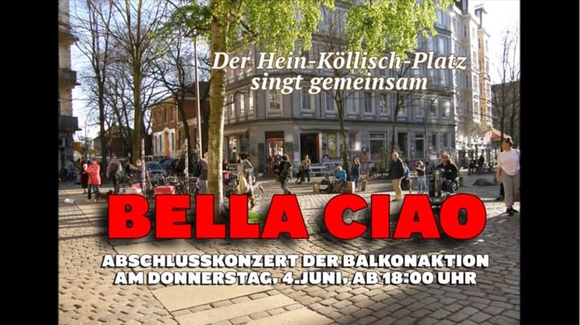 Bella Ciao auf St Pauli