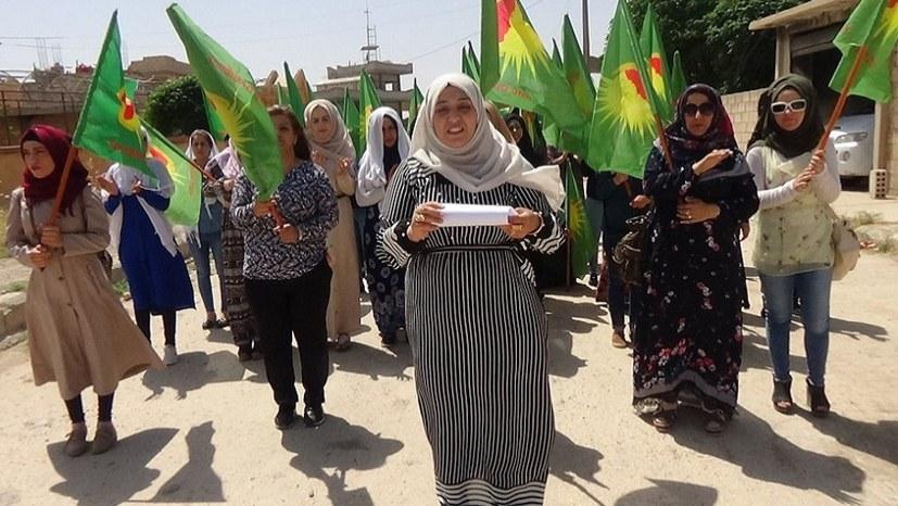 """""""Antwort auf die Angriffe in Efrîn ist Selbstverteidigung"""""""