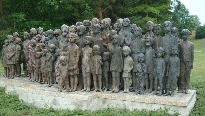 10. Juni: Massaker von Lidice