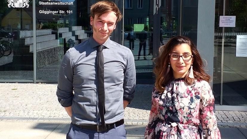 Augsburger Gericht verurteilt aramäische Aktivistin