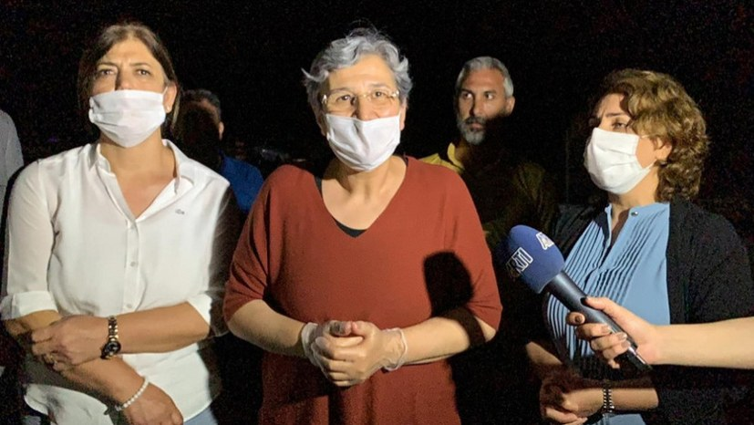Leyla Güven freigelassen!