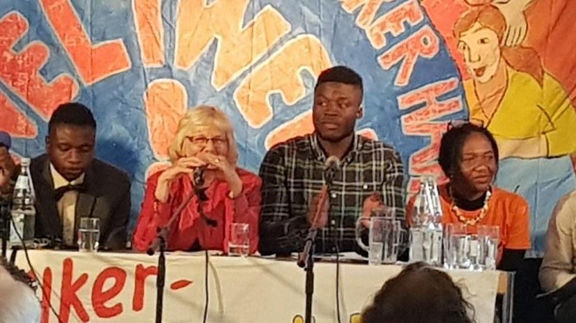 Alassa Mfouapon – Mann der Zeitgeschichte: Teilerfolg für demokratische Flüchtlingsrechte