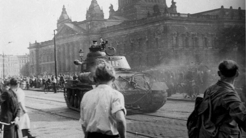 Auch an diesem 17. Juni wieder Hetze gegen den Sozialismus