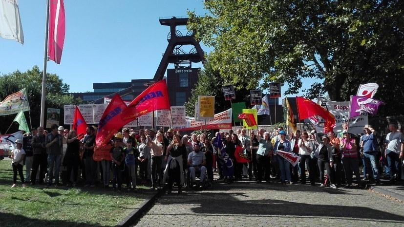 Auf zur 13. Demonstration gegen die Politik der verbrannten Erde