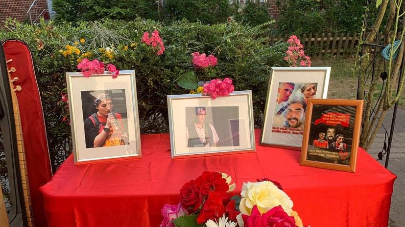 Gedenken an Ibrahim Gökçek gemeinsam gefeiert