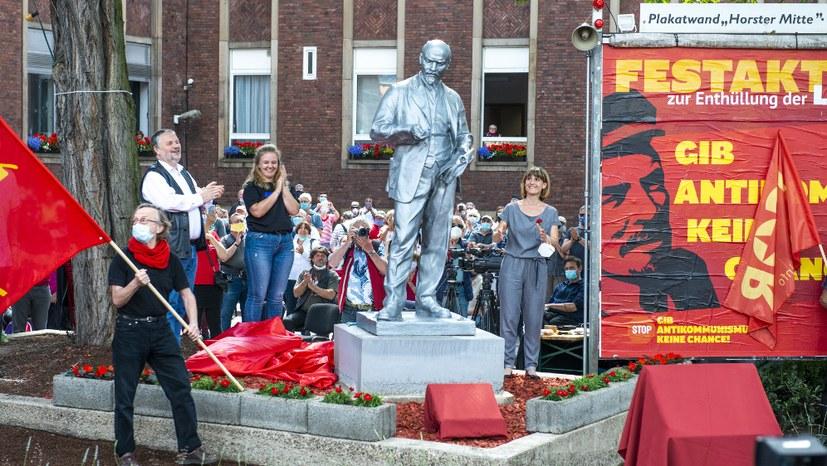 Aktueller Lenin-Flyer erschienen