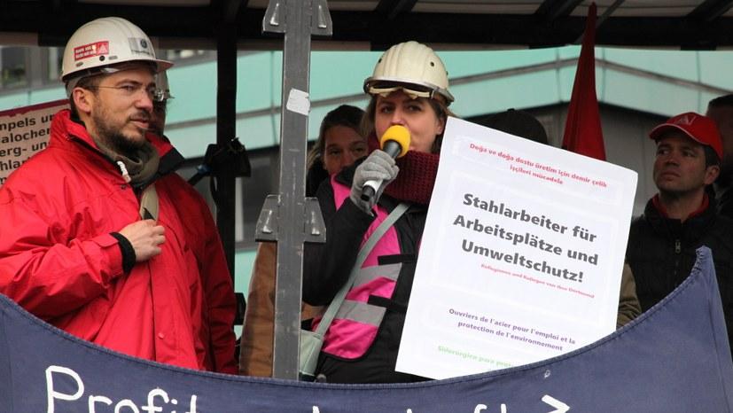 Endspurt für die 13. Bergarbeiterdemo – Verbrüderung der Belegschaften und Bewegungen