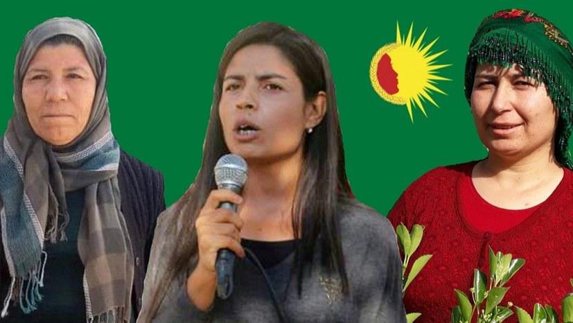 Extralegale Hinrichtung von Aktivistinnen in Kobanê