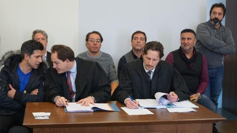 Richterin will auf Auflösung des Betriebsrats hinaus