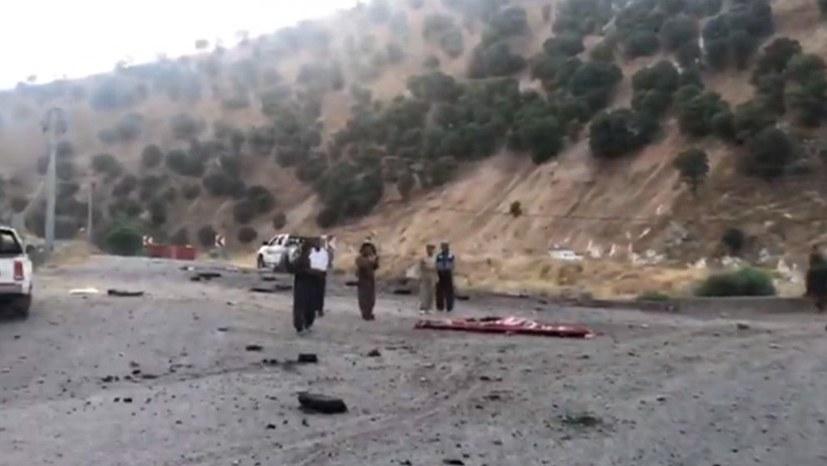 Tote bei türkischem Luftangriff auf Südkurdistan