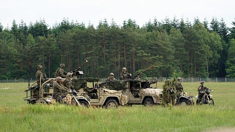 KSK - staatlich ausgerüstete und finanzierte faschistische Terror-Organisation
