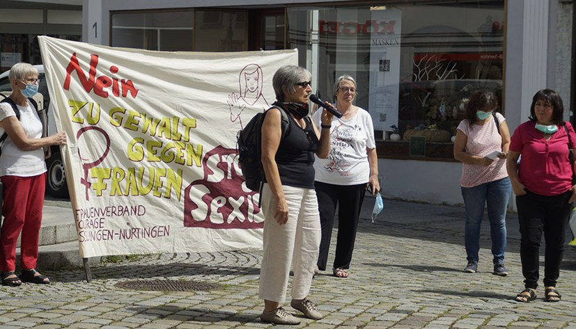 Angreifer auf Frauentagsveranstaltung wird vom Amtsgericht verurteilt