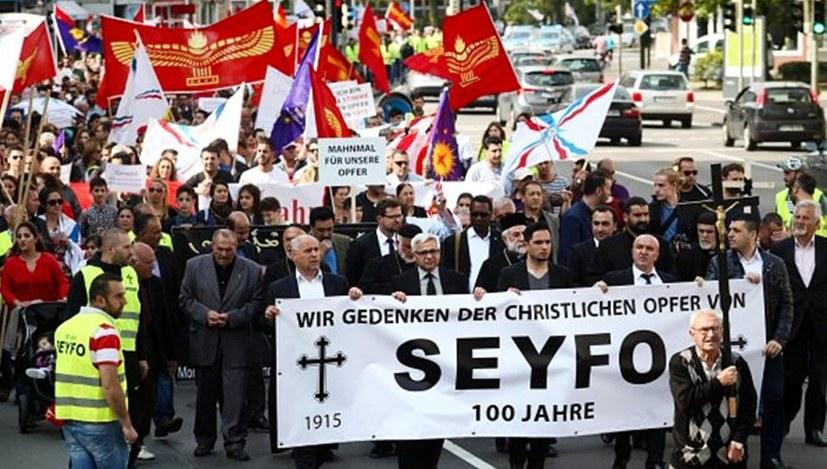 Gesinnungsjustiz gegen linke Aramäer in Deutschland