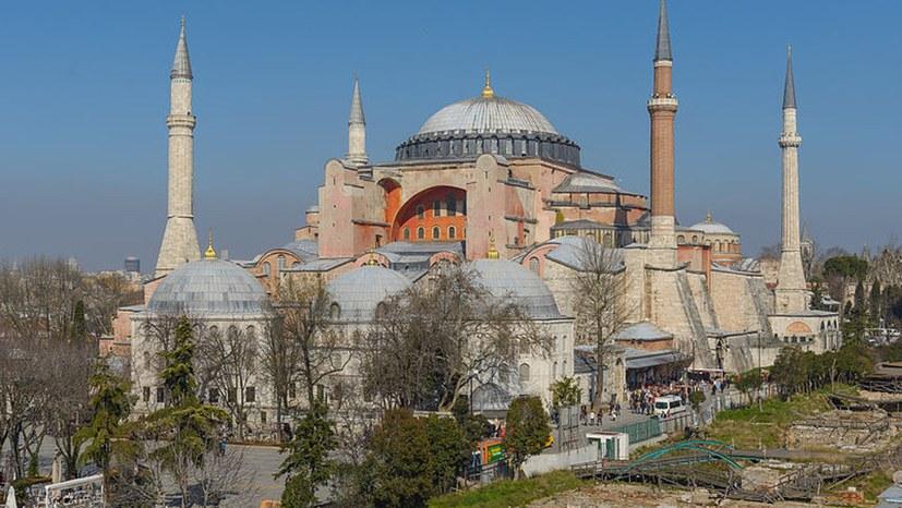 Hagia Sophia wird wieder Moschee