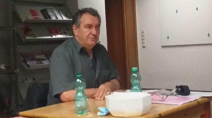 Veranstaltung mit Europakoordinator der ICOR