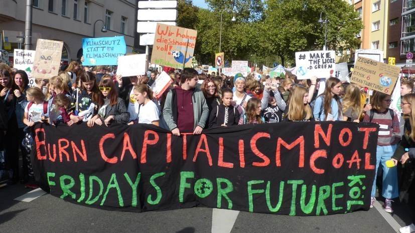 Campact unterdrückt kapitalismuskritische Forderungen