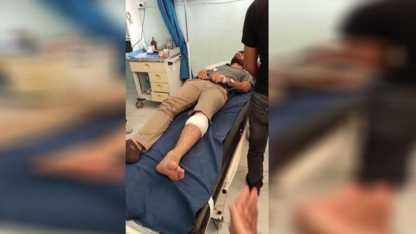Ein Verletzter bei türkischem Angriff auf M4 in Nordsyrien