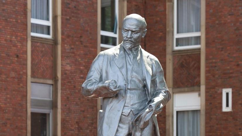 Lenin, unser Pausenthema