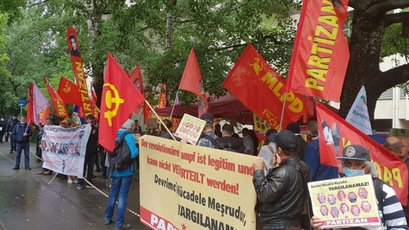 TKP-/ML-Prozess geht zu Ende – Solidarität mit den Angeklagten!
