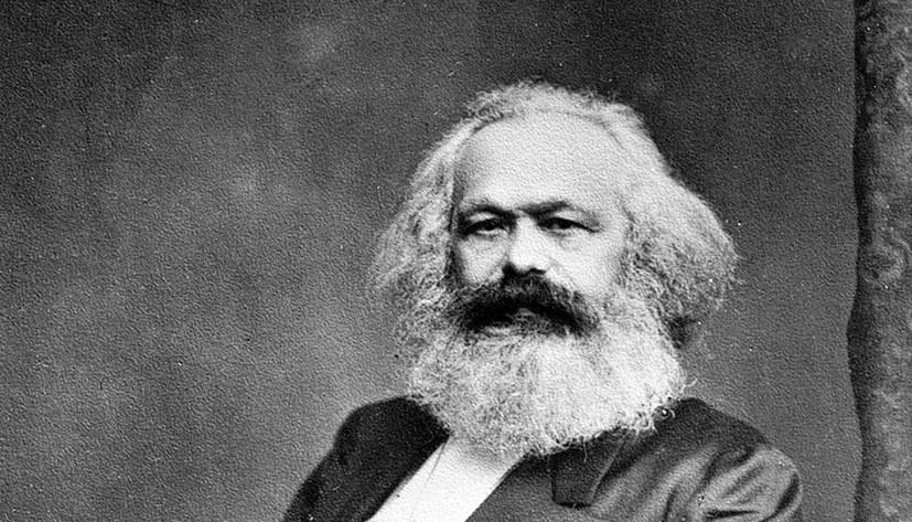 Das Weltbild von Karl Marx war nicht antisemitisch und rassistisch