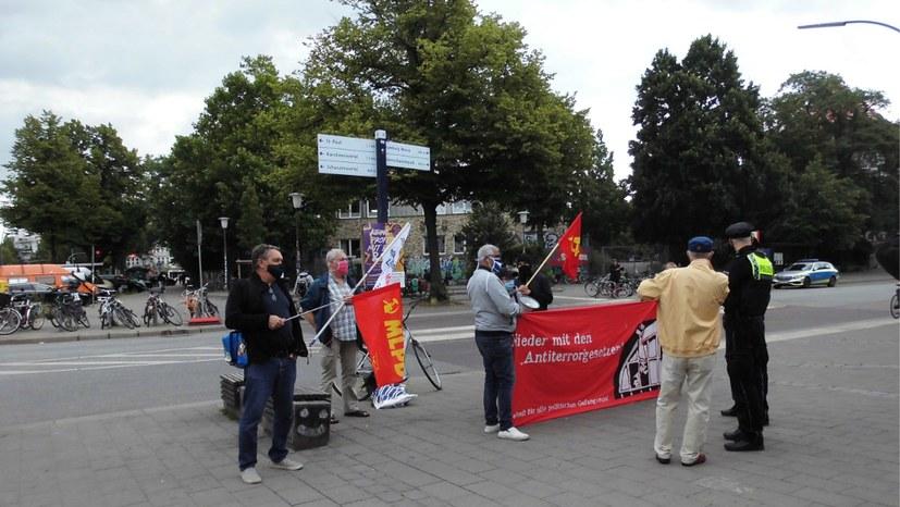 Solidarität mit den TKP/ML Genossen - Revolution ist kein Verbrechen