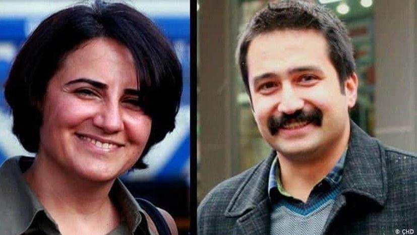Türkei: Ebru Timtic und Aytac Ünsal bleiben im Gefängnis