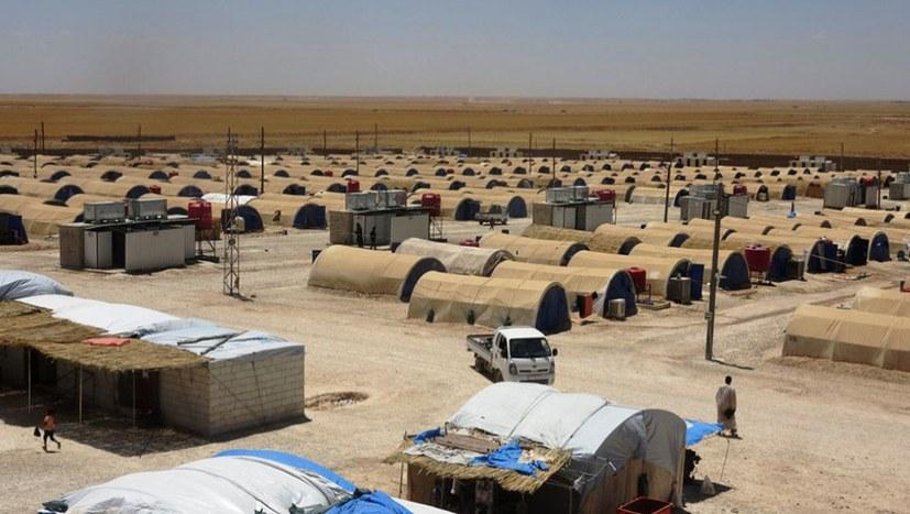 Engpässe bei Kapazitäten in Flüchtlingslager