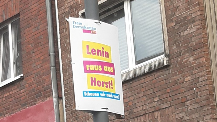 FDP Gelsenkirchen: Jeder blamiert sich, so gut er kann