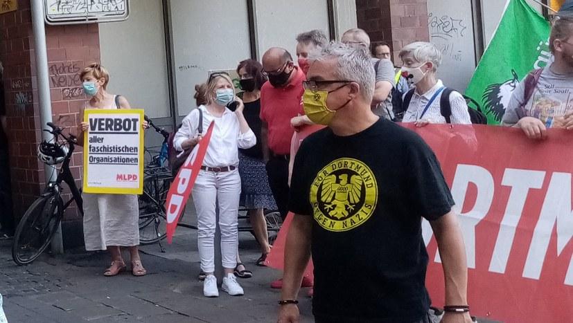 """Kein """"Thor-Steinar-Laden"""" in Dortmund!"""