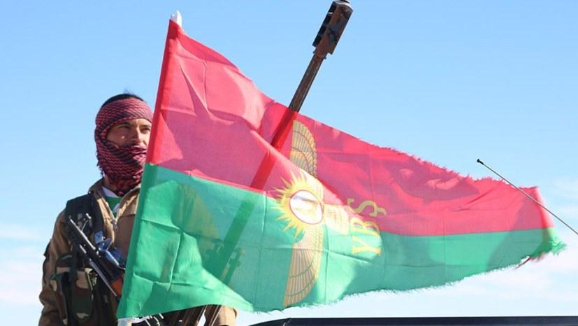 Montagsdemonstanten gedenken des Genozids an den Eziden in Shengal