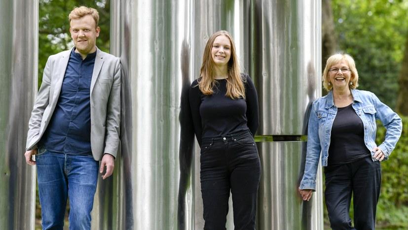 WahlkampfAUFtakt - Spitzentrio von AUF Gelsenkirchen geht auf Tour