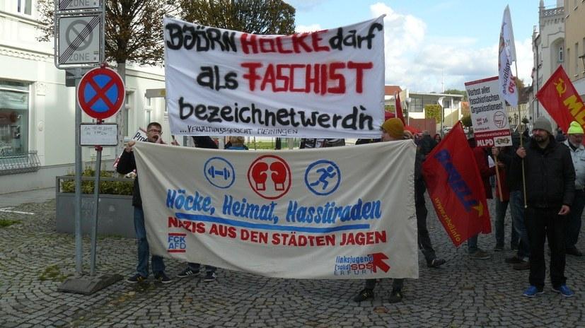 Die Wegbereiterin des Faschismus - in Gelsenkirchen und anderswo