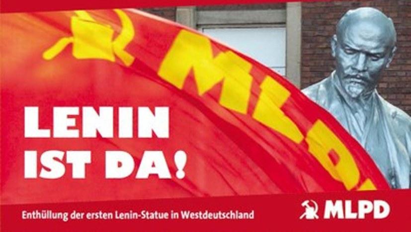 """""""Lenin ist da!"""""""