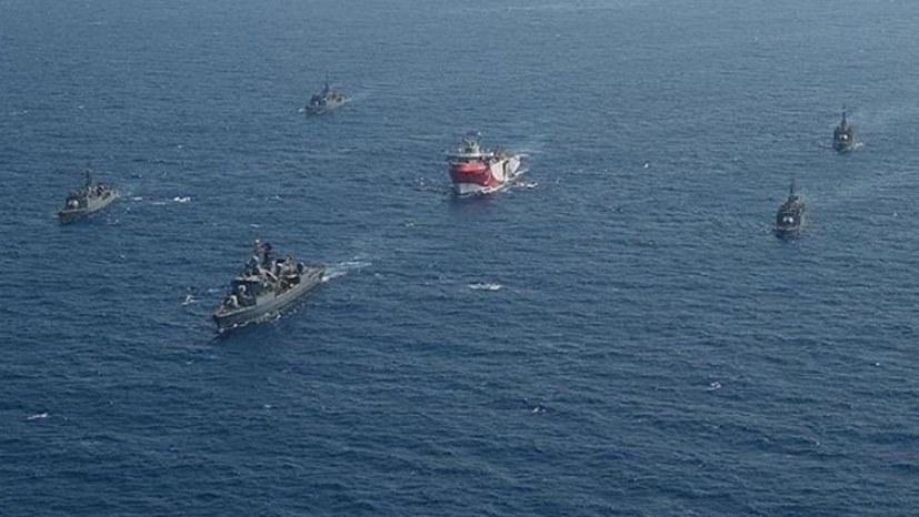 Pulverfass östliches Mittelmeer - Gefährliche Zuspitzung imperialistischer Konkurrenz