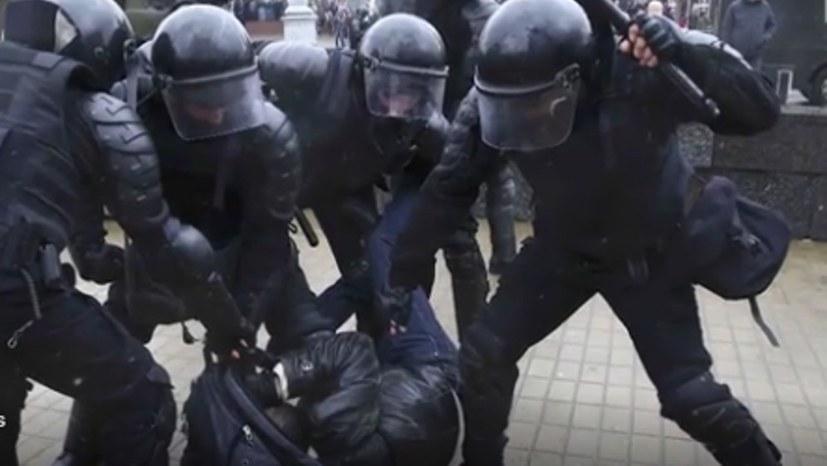 Streiks und Massenproteste gegen die offiziellen Wahlergebnisse in Weißrussland