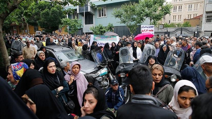 Iran: Arbeiter stehen an der Spitze der Kämpfe