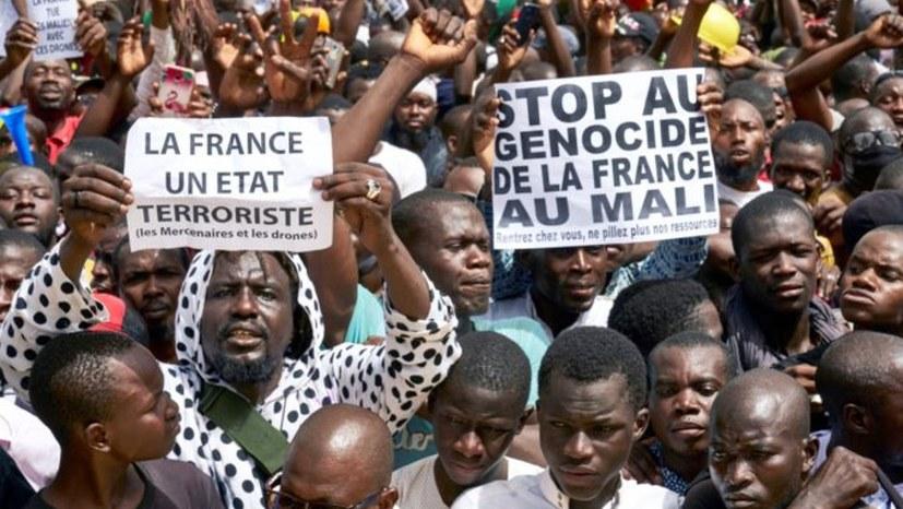 """Mali: """"Wir feiern den Sieg des Volkes"""""""