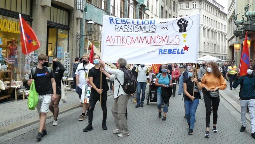 Weltweiter Aktionstag gegen Rassismus, Polizeigewalt, Abschiebungen und Antikommunismus