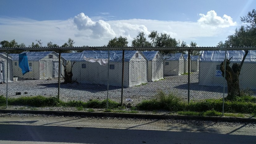 80 Corona-Fälle in Mytilini (Lesbos) - Auflösung aller Flüchtlingslager!