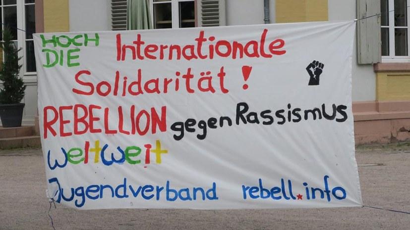 REBELL gegen Rassismus