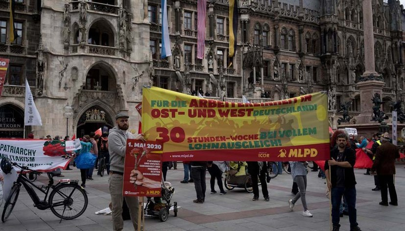 """""""Verfassungsschutz""""-Berichte kommen an der Bedeutung der MLPD nicht vorbei"""