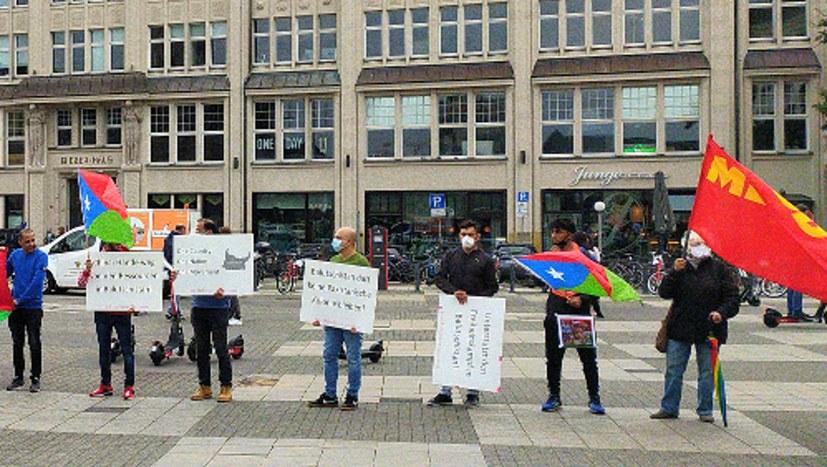 """""""Black Lives Matter – wir stimmen zu - Baloch Lives Matter, too – lasst uns auch hier zustimmen"""""""