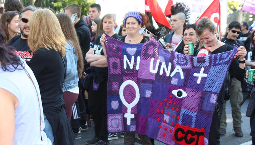Der Kampf gegen Gewalt an Frauen rückt auch in Deutschland in den Fokus