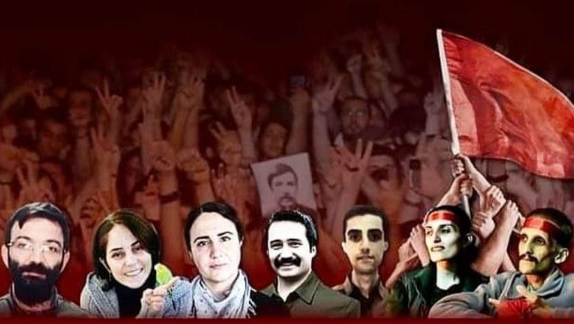"""Langer Marsch der Kampagne """"Wir wollen Gerechtigkeit"""""""